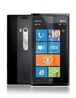 Защитная пленка для Nokia Lumia 900 - Celebrity Premium (matte), матовая