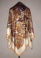 Изысканный шелковый платок, фото 1
