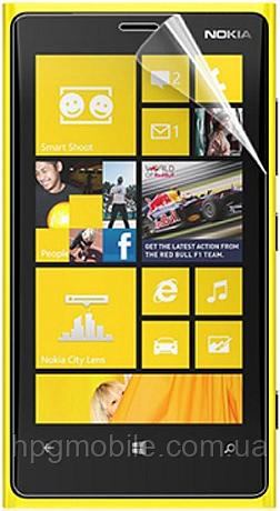 Защитная пленка для Nokia Lumia 920 - Celebrity Premium (clear), глянцевая