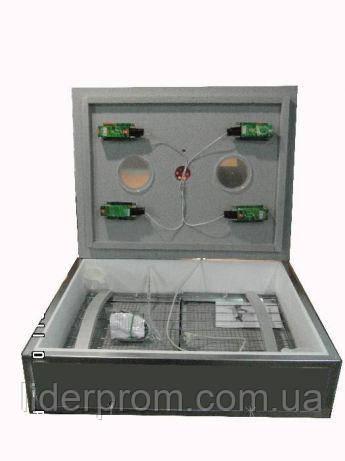 Инкубатор Наседка ИБ-140 механический переворот 140 яиц, фото 2