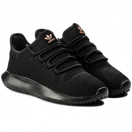 Женские Adidas Tubular Shadow Knit (black), фото 2