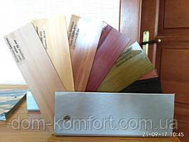Купить деревянные жалюзи 50 мм Польша палитра 17 цветов
