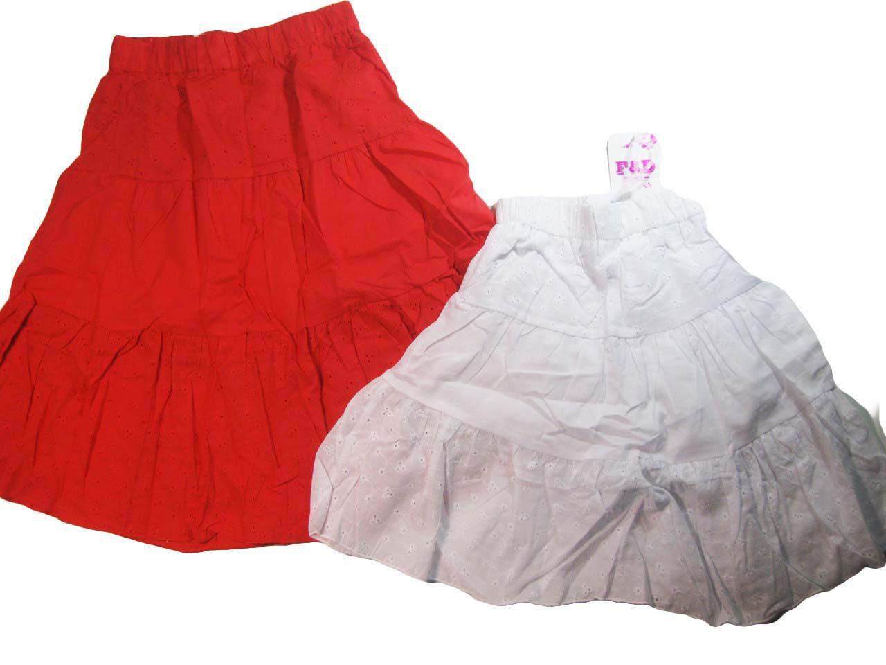 Юбка для девочек, размеры 4,6,10 лет, F&D, арт. 9040
