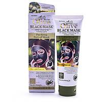 Wokali Olive Black Mask черная маска для лица