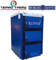 Твердопаливний котел Корді АОТВ ЕТ 26-30 кВт - сталь 5 мм
