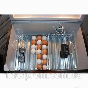 Инкубатор Наседка ИБА-70 автоматический, цифровой, фото 2