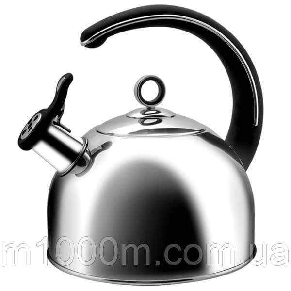 Чайник нержавеющий 2,5л Maestro MR 1337