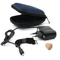 Слуховой аппарат на аккумуляторе AXON K-88 - 1000484 - аксон к 88, axon k 88, слуховой аппарат, усилитель слуха, прибор улучшения слуха