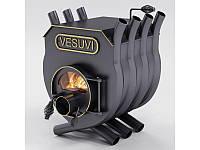 Печь Булерьян Vesuvi (Везувий) с варочной поверхностью со стеклом Тип 02, 18 кВт, фото 1