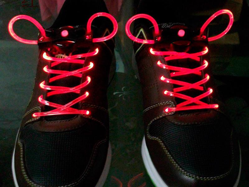 Светящиеся силиконовые шнурки LED Platube Laces 1001006 в украине светящиеся  шнурки dca7b607de120