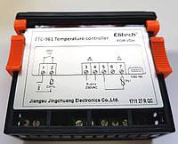 Электронный блок ELITECH  EТС  961 Китай (однодатчиковый)