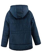Детская демисезонная куртка на мальчика в расцветках, р.122,128, фото 3