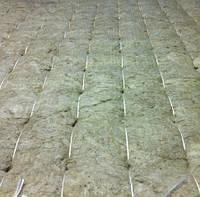 Мат базальтовый теплоизоляционный  безобкладочный