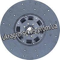 Диск сцепления ЗиЛ-130, 130-1601130-А6, резиновый демпфер