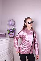 Демисезонная лёгкая куртка  для девочек 45394