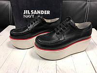 Туфли на платформе Jil Sander