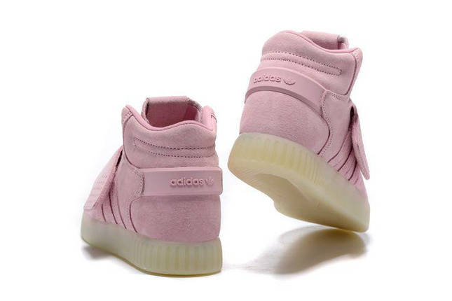 Женские Adidas Tubular Invader Strap (pink), фото 2