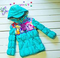 Куртка   на девочку   (рост 92-98 см)