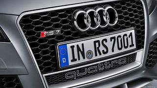 Внешний тюнинг Audi A7 4g8