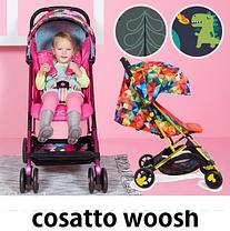 Коляска прогулочная Cosatto Woosh 2019, фото 2