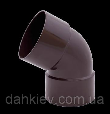 Колено Ø75/60º ДВУХРаструб, Profil