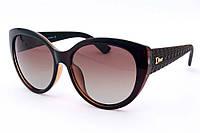 Солнцезащитные поляризационные очки Dior, реплика, 751666