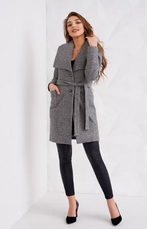 """Женское пальто """"Камила"""" , фото 2"""