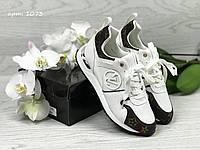Женские Кроссовки VioLeta - белые, фото 1