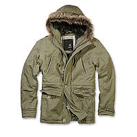 Куртка Brandit Vintage Explorer (олива)