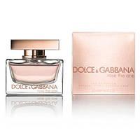 "Женская парфюмерия Dolce & Gabbana ""Rose The One"" 75ml (Люкс)"