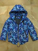 Демисезонная куртка для мальчика 92