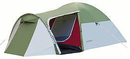 Палатка четырёхместная Acamper MONSUN4 Зелёная