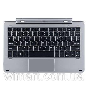 Клавіатура для планшета Chuwi HI10 PRO / Hibook / Hibook Pro з російсько-українськими літерами. Оригінальна.