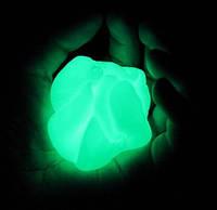 Салатовый Хендгам, светящийся в темноте 50г – изумительное, фантастическое сияние, приятный и полезный гаджет!