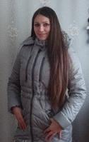 Куртки ЯмамА-Нью-Классик зимняя супертеплая серая 46 размер+ Подарок!!!