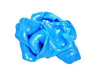 Жвачка для рук, Голубая 80г, антистресс, умный пластилин