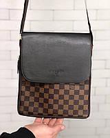 Сумка Louis Vuitton D2956 коричневая