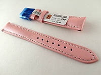 Ремешок Hightone, кожаный, анти-аллергенный, розовый, фото 1