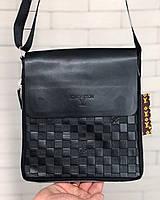 Сумка мужская Louis Vuitton D2985 черная