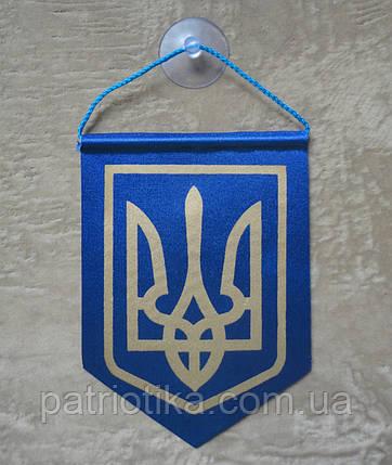 Вымпел Украины | Вимпел України 13х9 см, фото 2