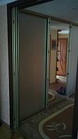 Межкомнатные двери в перестенке