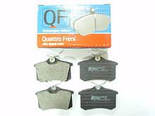 """Колодка тормозная AUDI A2; A3; A4; A4 Avant (I) задняя """"Quattro Freni"""""""