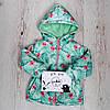 Куртка дитяча демісезонна Тропики 92, 104, 116 розміри
