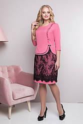 Платье женское больших размеров 50-58 SV A4864