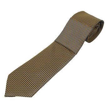 Стильный мужской галстук с платком 030C