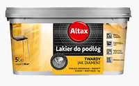 Altax Лак для пола  2,5 л