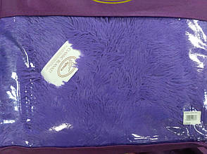 Покрывало плед Травка Koloco 220х240 фиолетовый, фото 2