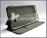Классический чехол книжка Mofi Vintage для Asus Zenfone 3 Max ZC553Kl X00dd серый, фото 5