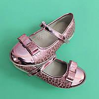 Туфли с лаковым носком для девочки Tom.m размер 26,27,28,29,31