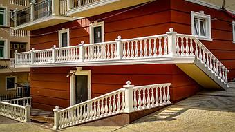 Балясины Умань   Балюстрада бетонная в Умани и Черкасской области 1